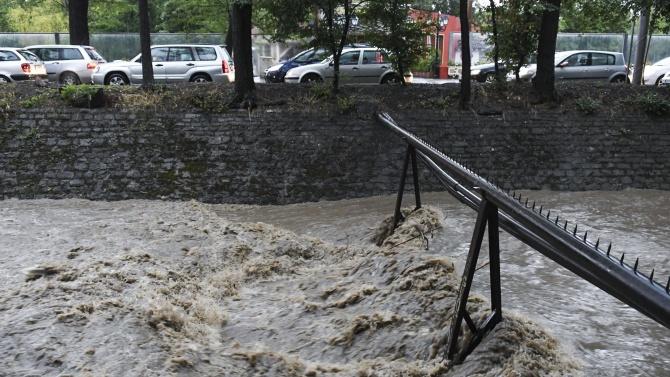 НИМХ с предупреждение за опасност от наводнения у нас