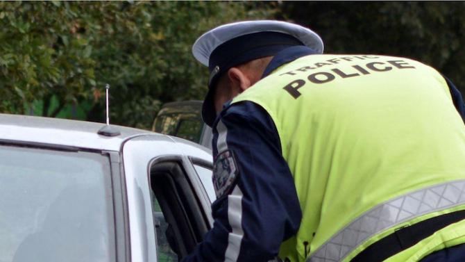 Хванаха пиян шофьор в Силистренско