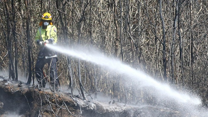 Огнена трагедия в украински хоспис