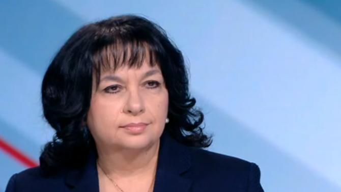 """Министър Петкова: По-реално е да имаме 7-и блок на АЕЦ """"Козлодуй"""", отколкото АЕЦ """"Белене"""""""