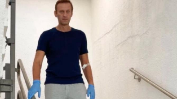 Алексей Навални: Нямам намерение да се самоубивам в затвора
