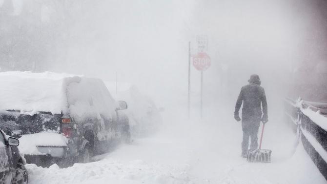 Жълт код за силен сняг и дъжд за цялата страна за утре