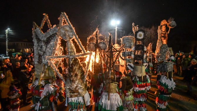 "Фестивалът ""Сурва"" стана на 55 години"