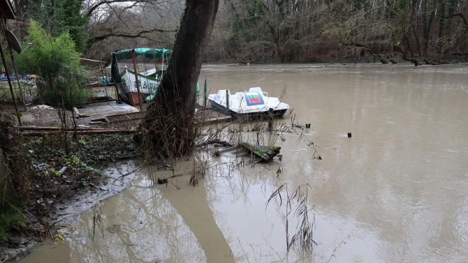 Има опасност от наводнения във водосборите на Тунджа, Марица и Арда