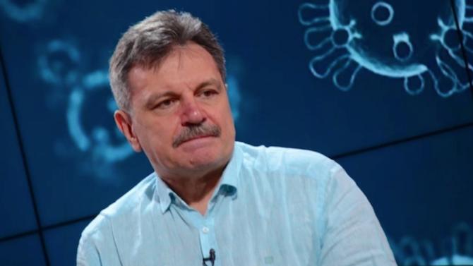 Д-р Симидчиев: Третата вълна на COVID-19 зависи от поведението на хората