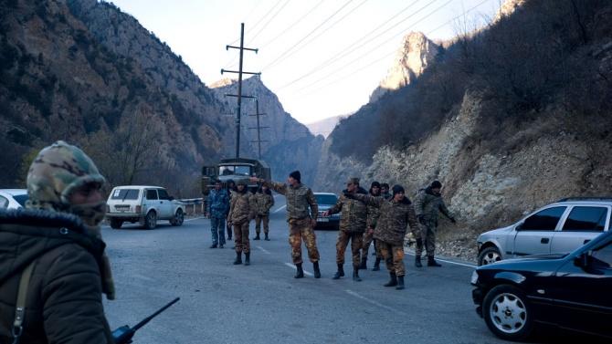 Азербайджан предаде телата на 30 арменски военни, загинали в Нагорни Карабах
