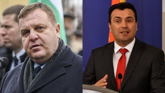 Каракачанов: Приятелю Заев, помогни ми да се сетя кой засилва сръбското влияние в Македония?