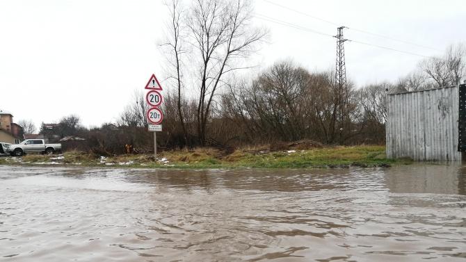 Предупреждават за опасност от наводнения край Марица, Арда, Доспат, Места и Струма