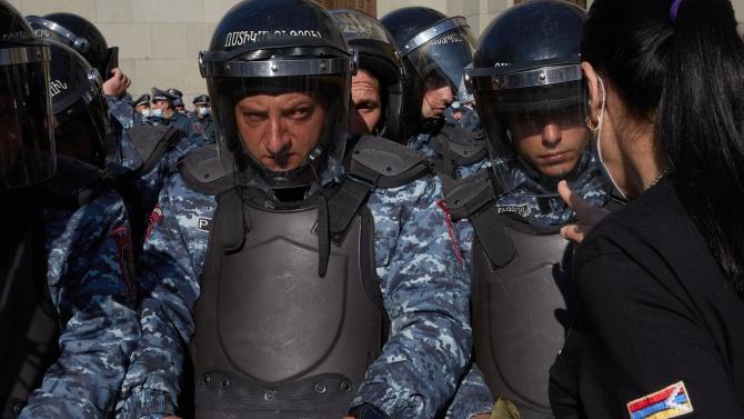 Арестуваха съпругата на Навални