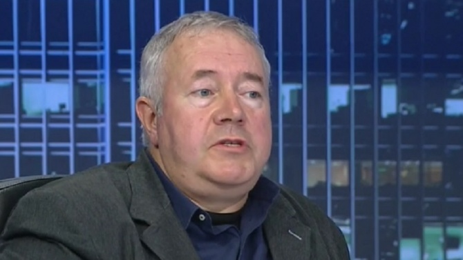 Харалан Александров: Радев би могъл да е конкурент на Нинова за лидерското място в БСП