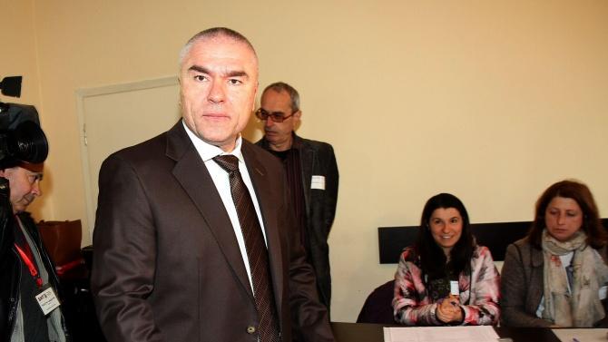Лидерът на ВОЛЯ: Ще влезем в следващия парламент