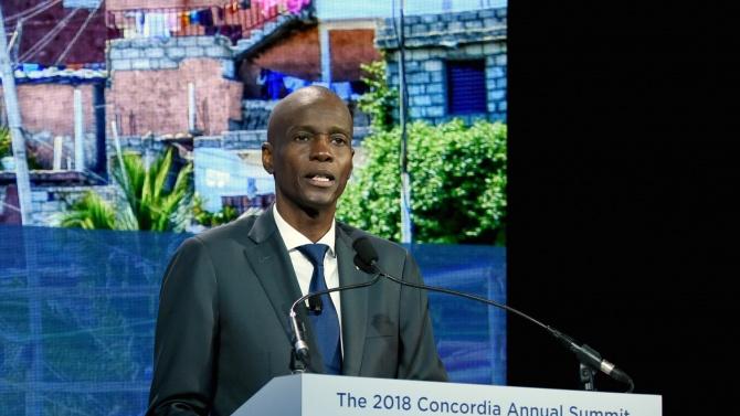 Президентът на Хаити: Искаха да ме убият