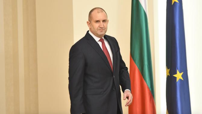 Президентството с първи коментар по темата за сина на Румен Радев