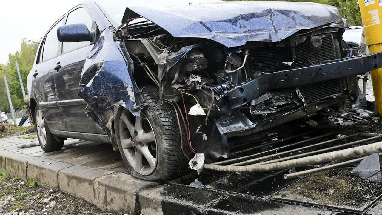 Оставиха в ареста шофьора от Варна, дрогиран с три вида наркотици