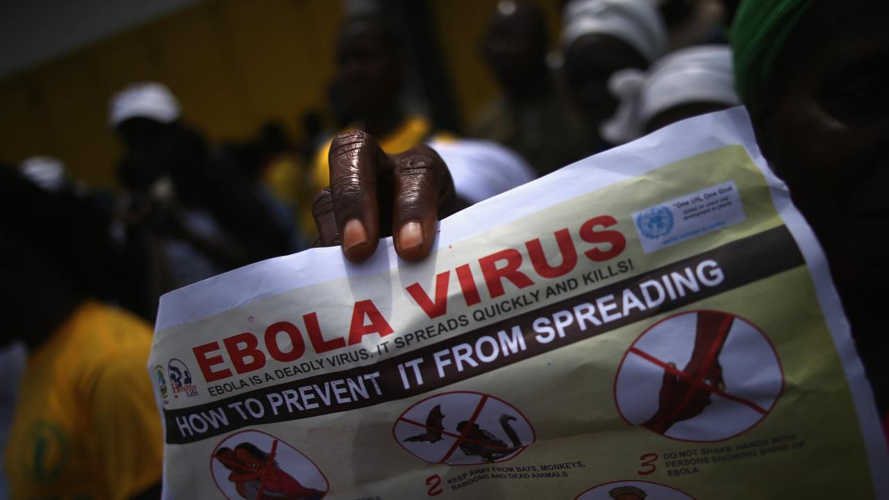 """Гвинея обяви """"епидемична обстановка"""" от ебола"""