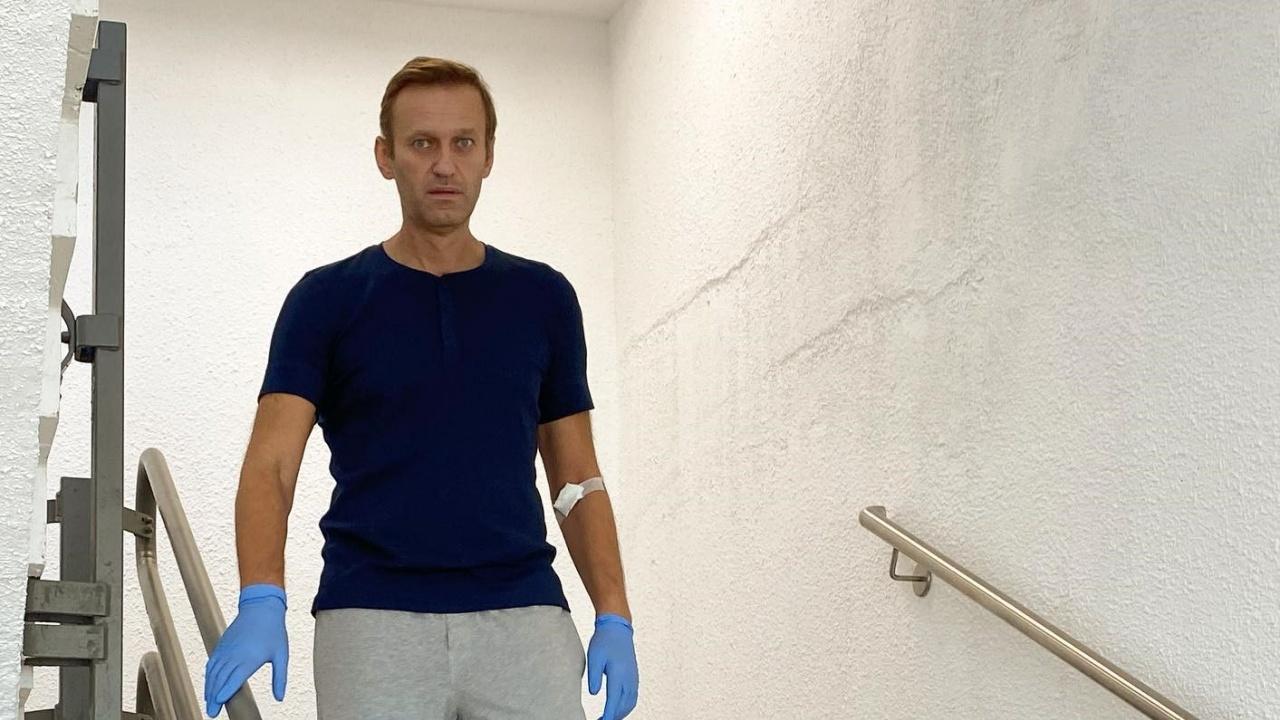 ЕСПЧ поиска от Русия незабавното освобождаване на Навални