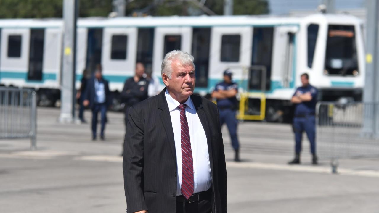 Инж. Стоян Братоев пострада при опасен инцидент в авариралото метро