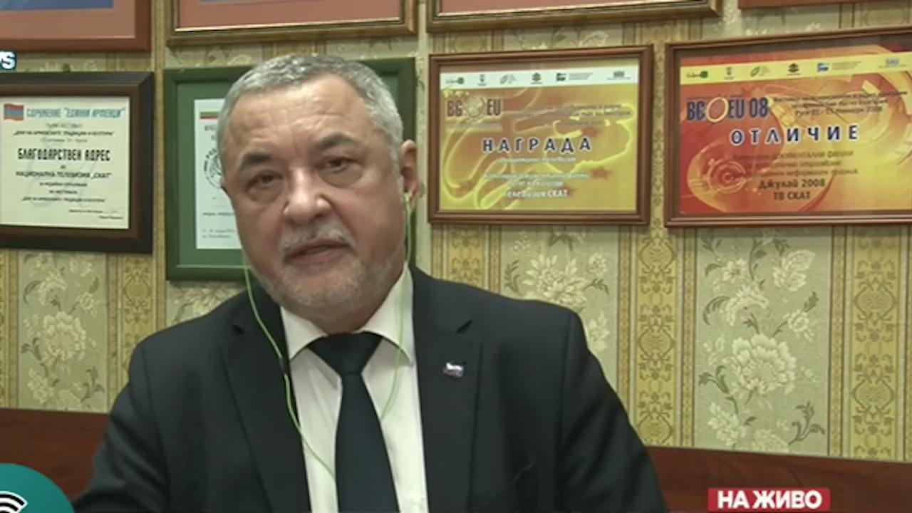 Валери Симеонов: НФСБ и ВОЛЯ имат обща борба с монополите