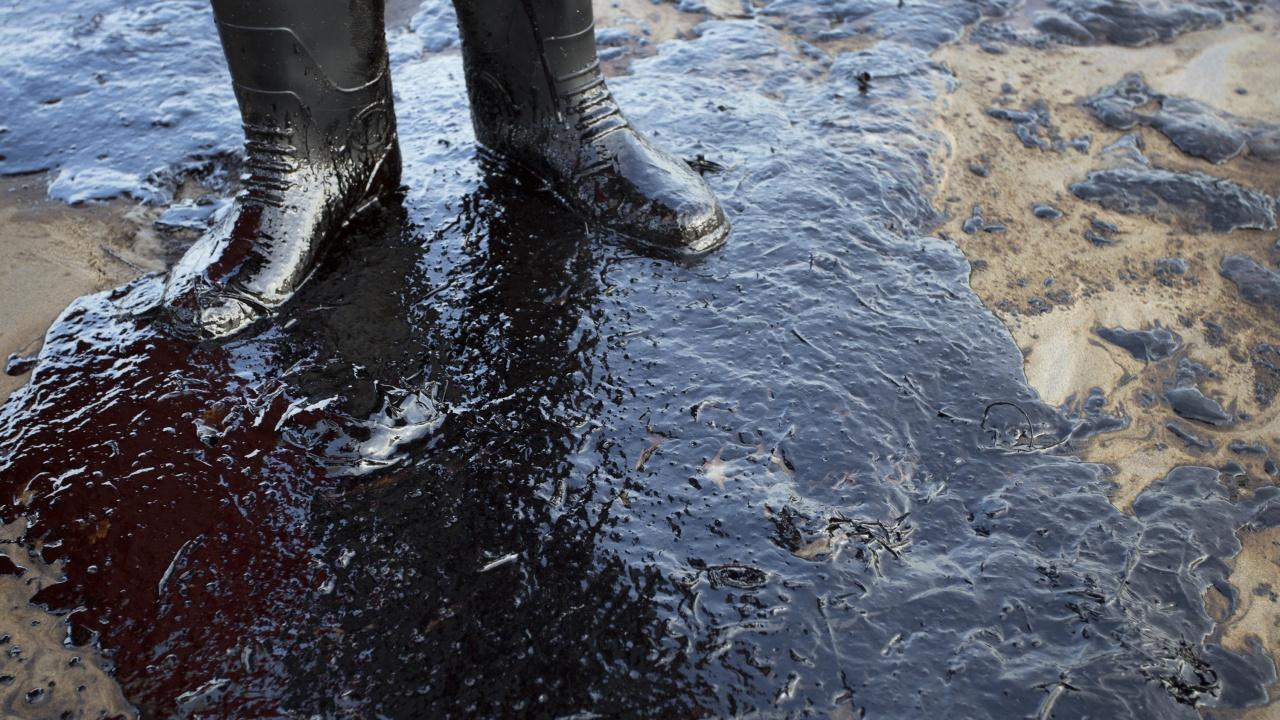 Нефтеният разлив край бреговете на Израел достигна и ливанските плажове