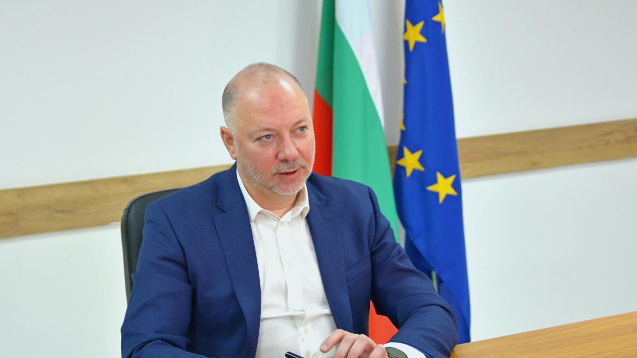 Росен Желязков: За първи път подвижен състав за БДЖ ще бъде финансиран с европейски средства