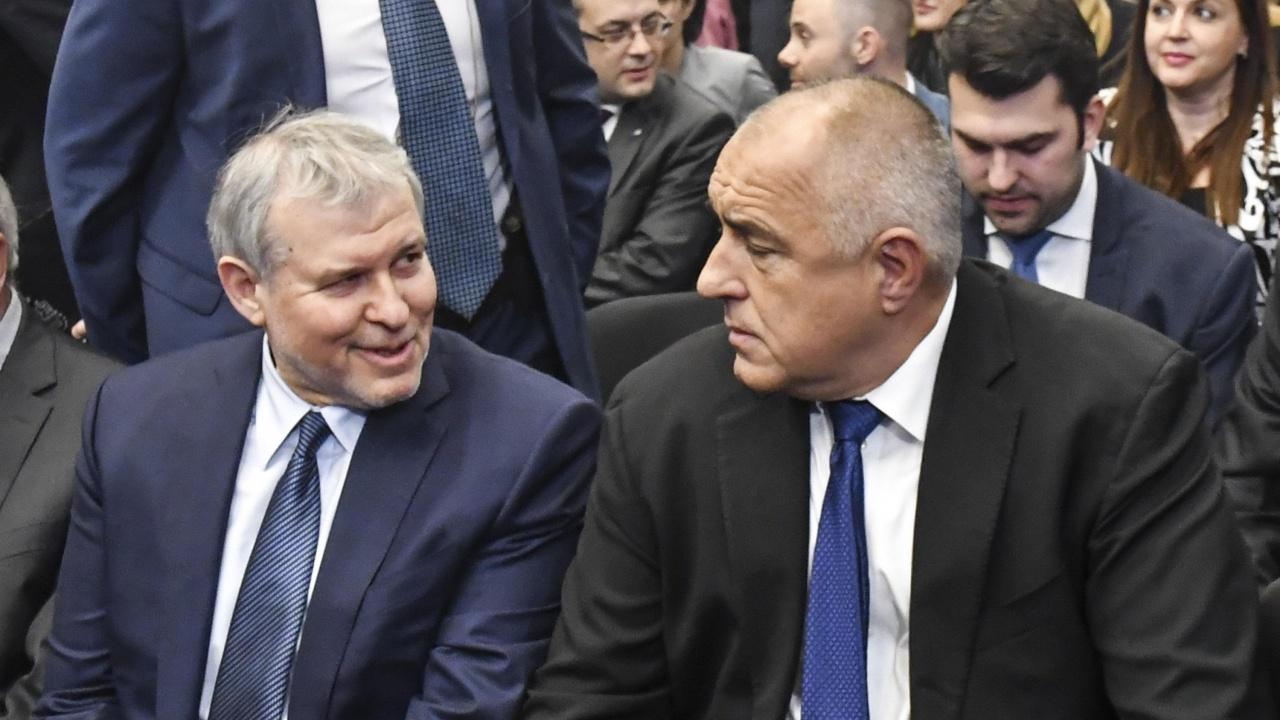 Румен Христов за коалицията ГЕРБ/СДС: Борисов е най-успешният премиер