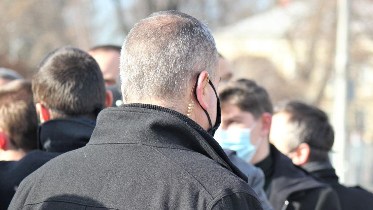 НСО ще следи за сигурността на 3-ти март в столицата