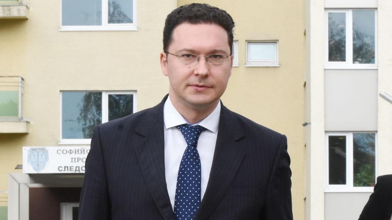 Даниел Митов е част от листите на ГЕРБ. Влиза в предизборната битка с експертиза