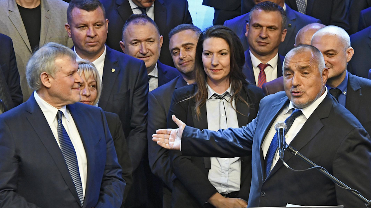 Румен Христов: ГЕРБ и СДС ще обединят десния вот