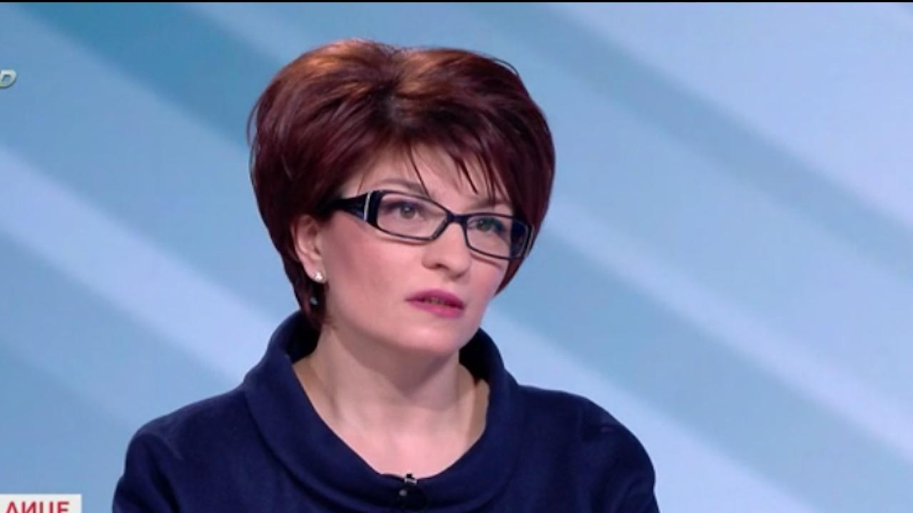 Десислава Атанасова разкри дали ще има промяна в управлението, ако ГЕРБ отново спечелят изборите