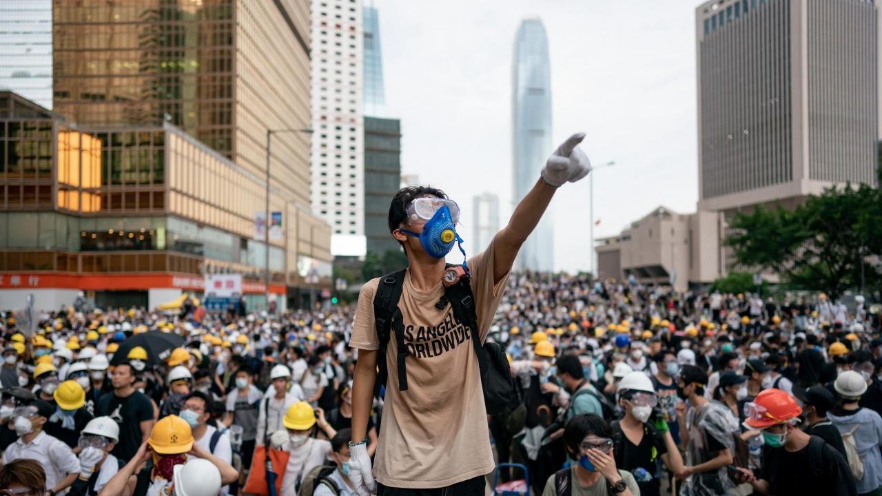 Китай решително ще възпре намеса на външни сили в Хонконг