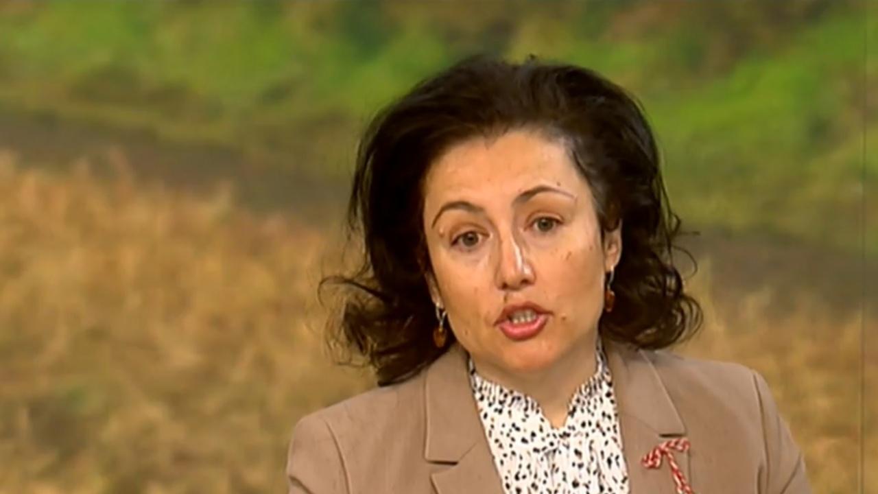 Десислава Танева коментира безопасността на храните в заведенията
