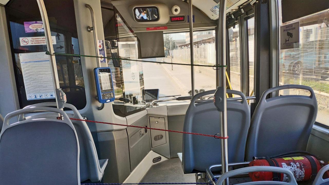 Жените в Габрово днес ще пътуват безплатно с градския транспорт
