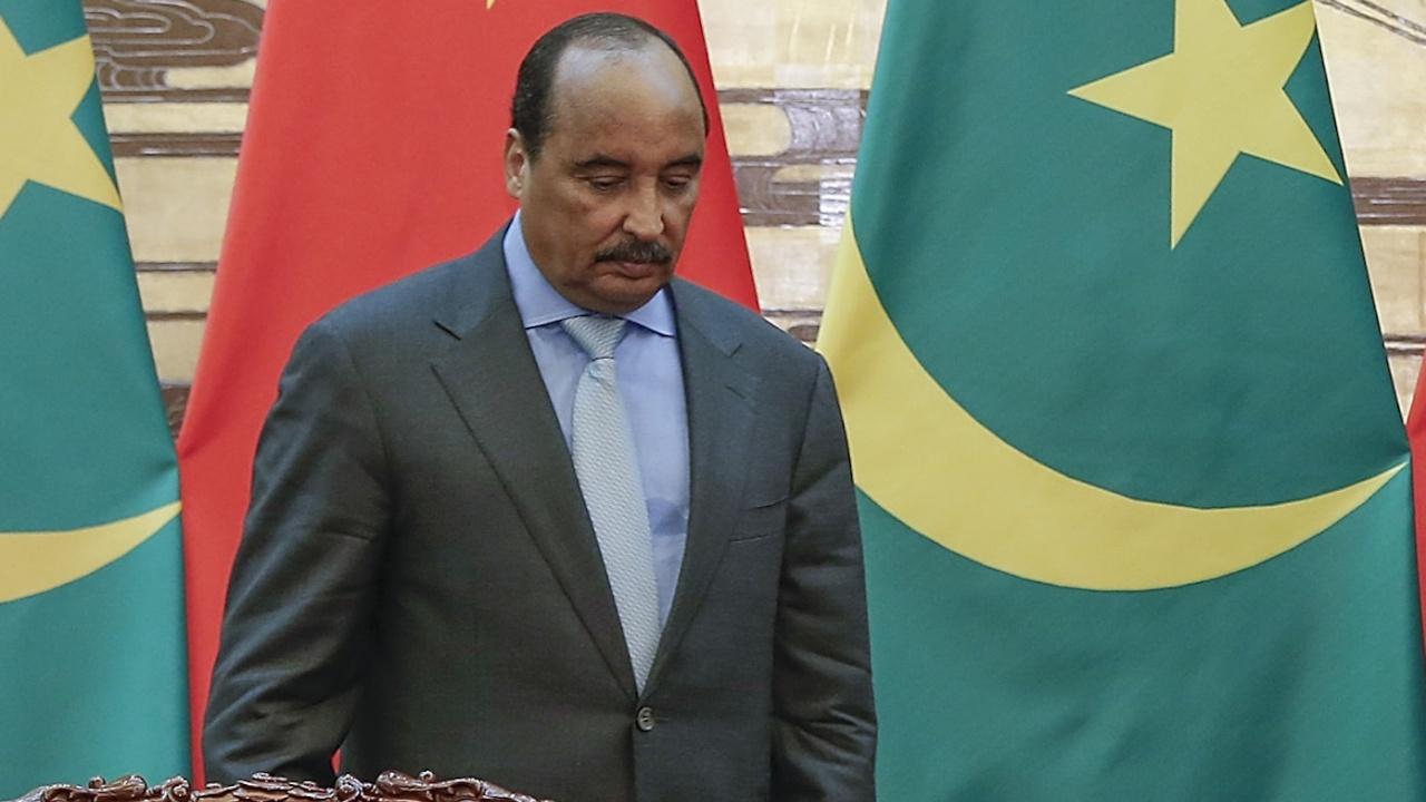 Погнаха бившия президент на Мавритания за корупция