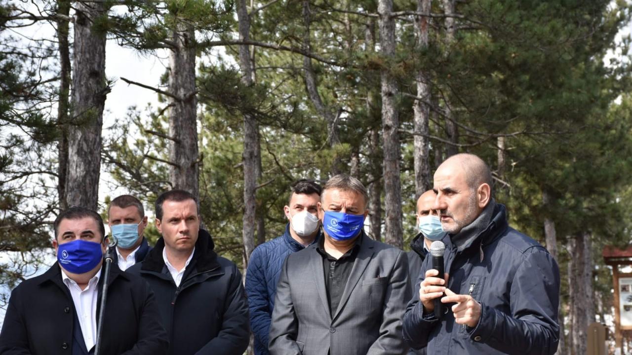 """От """"Републиканци за България"""" дадоха старт на предизборната кампания в Благоевград"""
