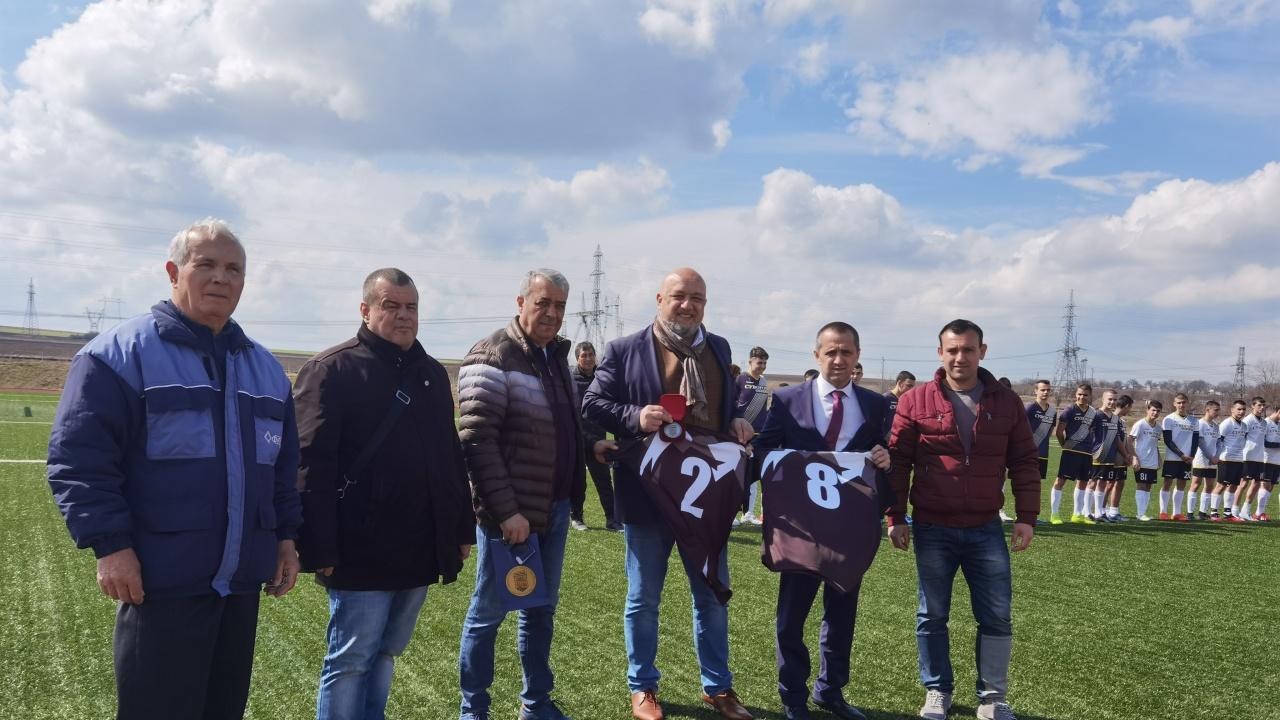 Красен Кралев проведе работна среща с представители на спортните клубове във Варна