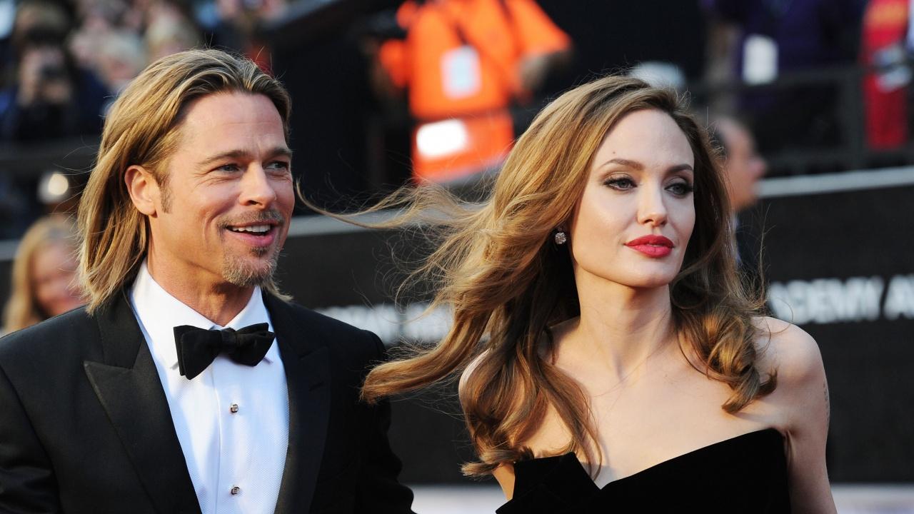 Анджелина Джоли ще съди Брад Пит и за домашно насилие