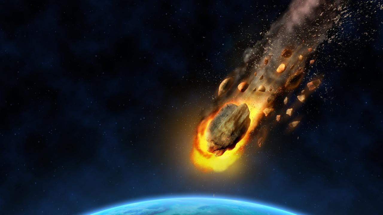 Метеорит връхлетя Куба