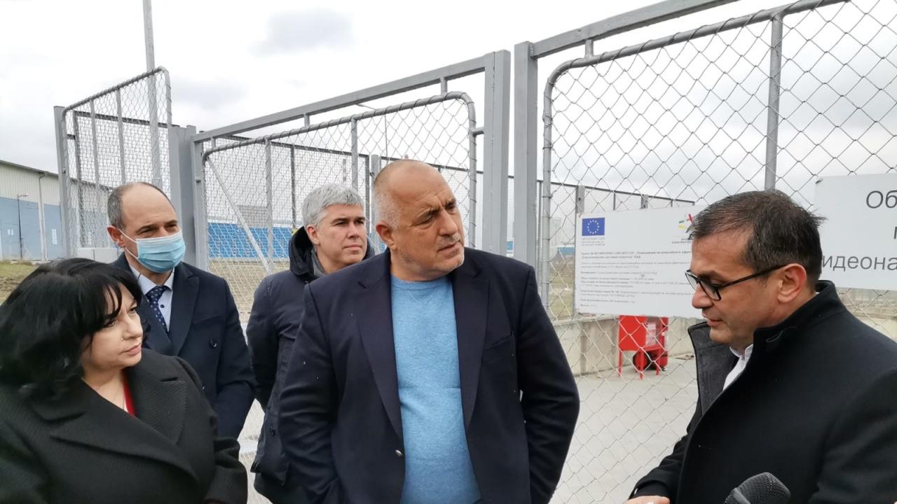 Борисов:  Създаваме максимално добри условия за инвеститорите в България