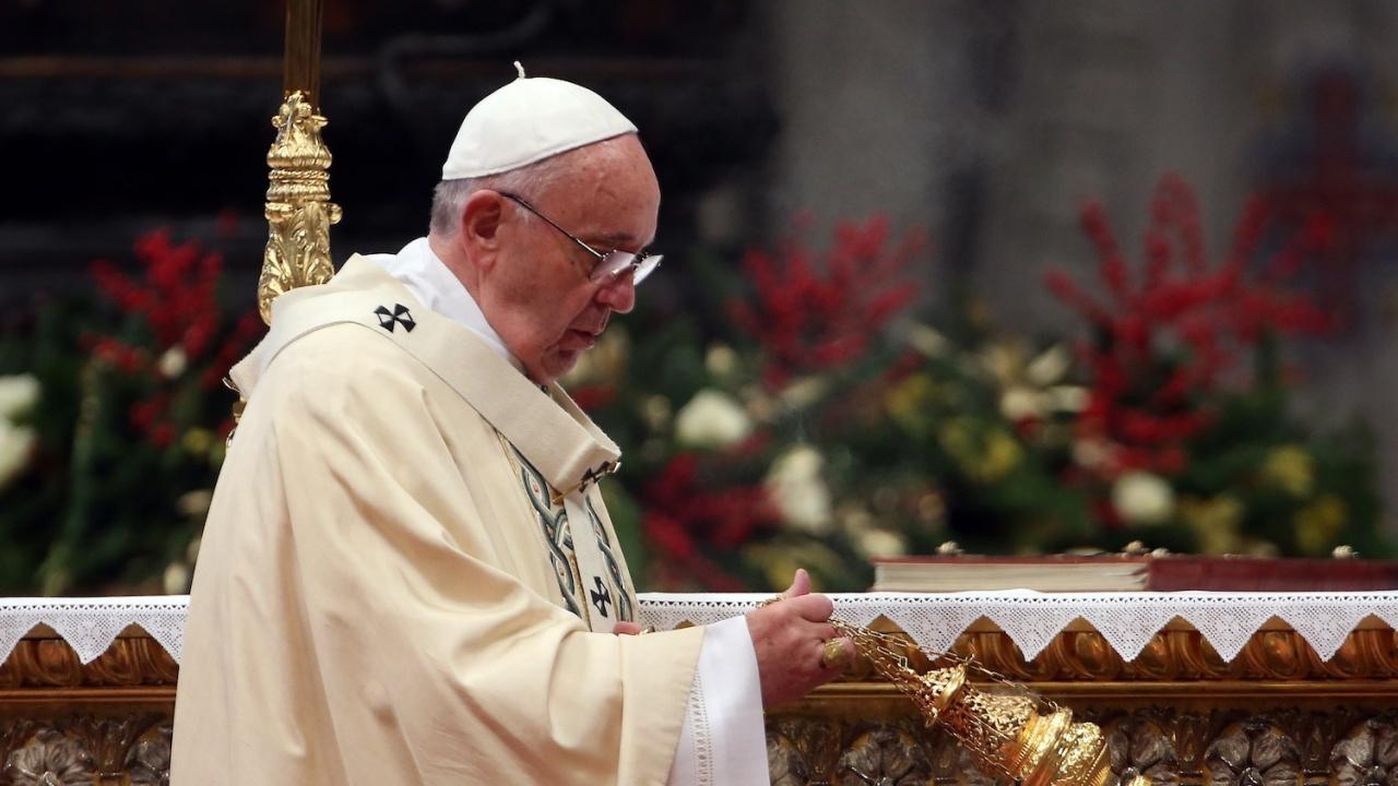 Папата: Мафията се обогатява в пандемията