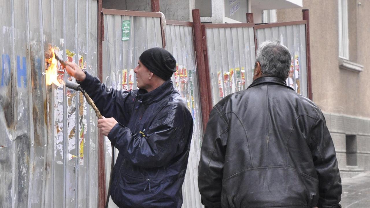 Столичният инспекторат проверява за спазване на правилата за поставяне на агитационни материали за изборите