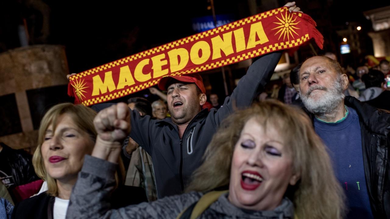 ВМРО сигнализира за скандална поправка в доклада на ЕП за Македония
