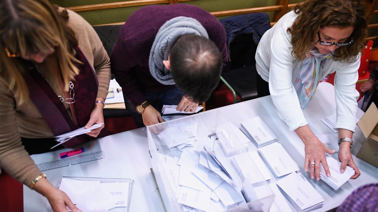 Гласуването на българите зад граница е почти пред провал?