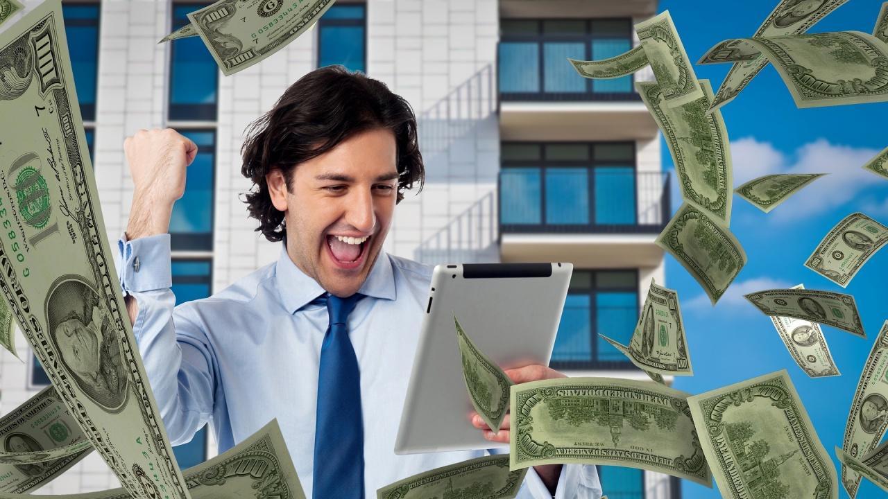 Американец намери изгубения си билет от лотарията и стана милионер