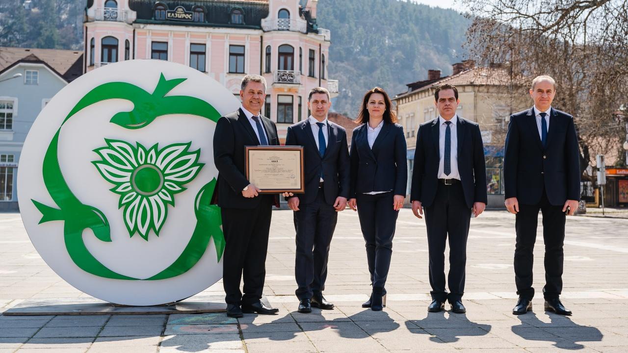 Христо Терзийски, водач на листата на ГЕРБ – СДС: Стратегическите инвестиции в Кюстендил вече се реализират
