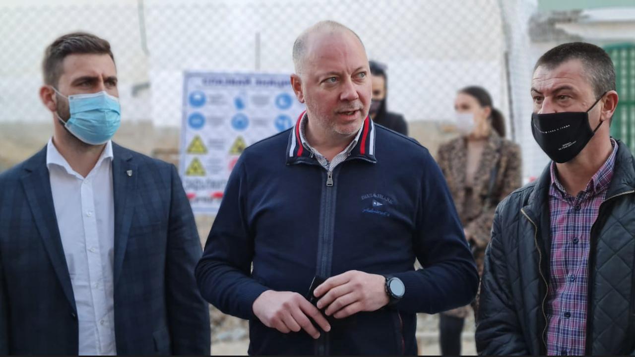 Росен Желязков: Правителството на Бойко Борисов винаги е помагало на общините и не е делило кметовете