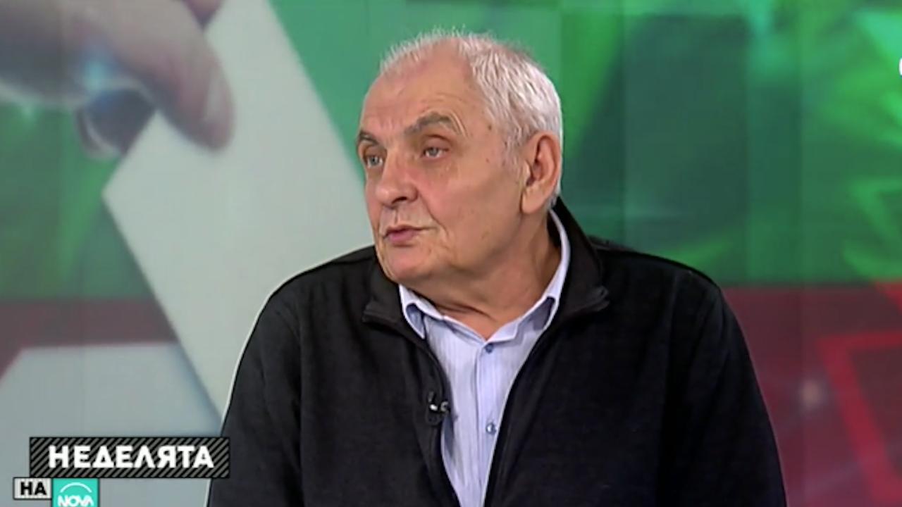 Димитър Димитров: Когато на една бюлетина няма отбелязана преференция – вотът отива за водача на листата