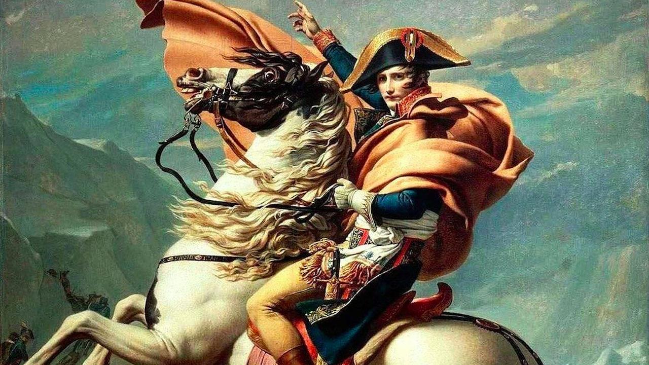 Медальон с кичур от коса от Наполеон отива на търг