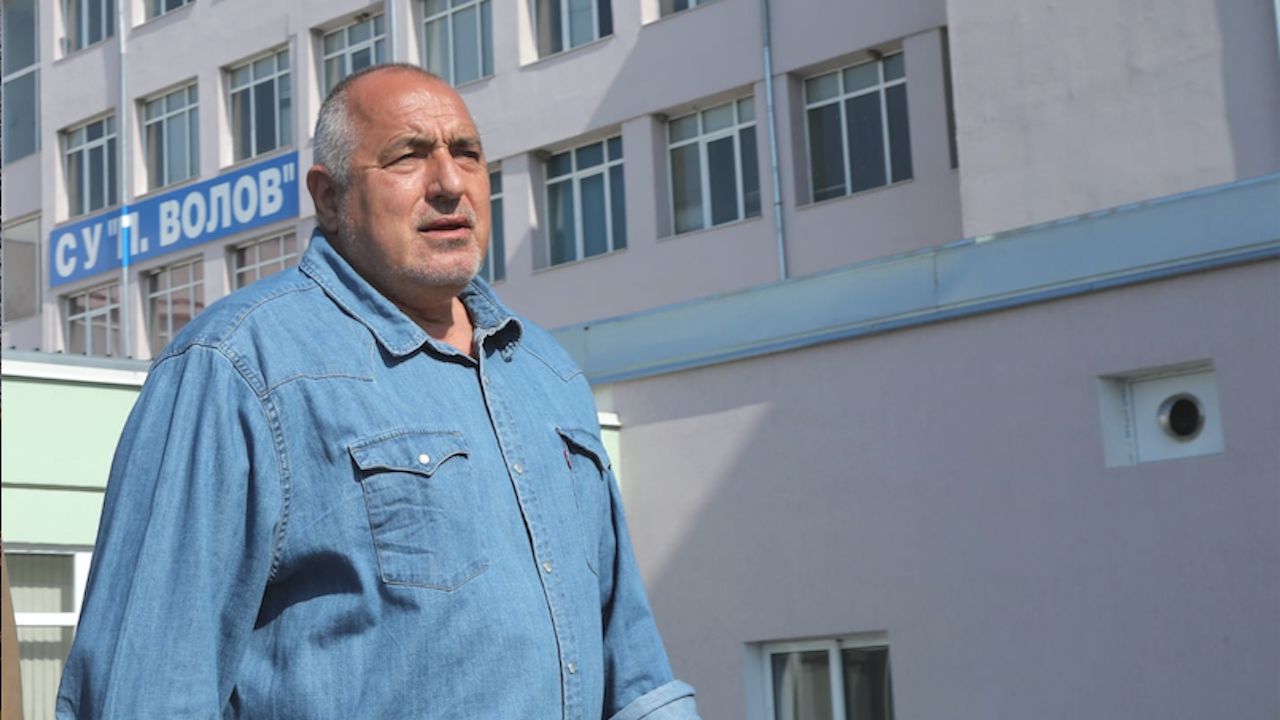 Борисов: Като ластик сме - отваряме, затваряме. До юни ще излезем от пандемията