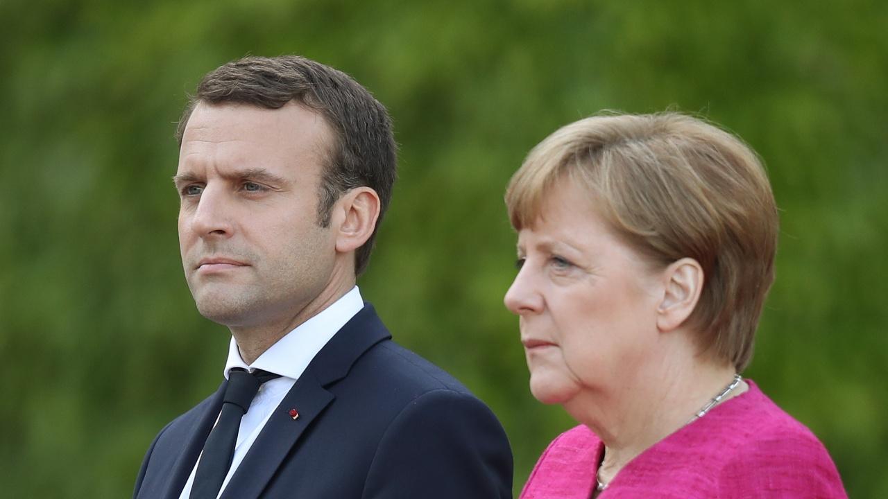 Макрон и Меркел са обсъдили с Путин евентуално сътрудничество във ваксинирането срещу COVID-19