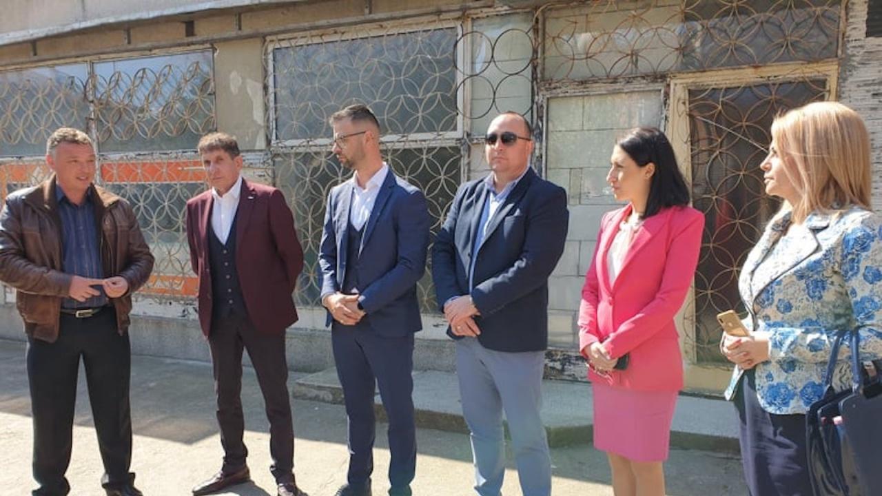 Георги Мараджиев в Сопот: В следващия мандат на ГЕРБ приоритет ще бъдат малките населени места